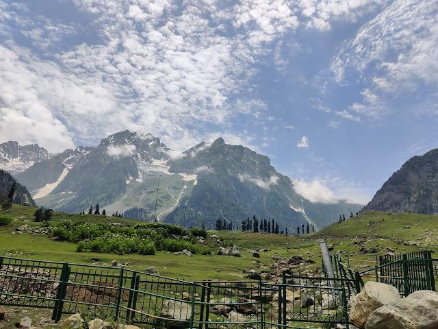 How To Do Kashmir Great Lakes Trek sonmarg