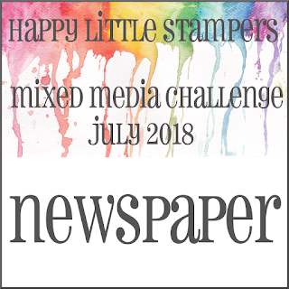 HLS July Mixed Media Challenge