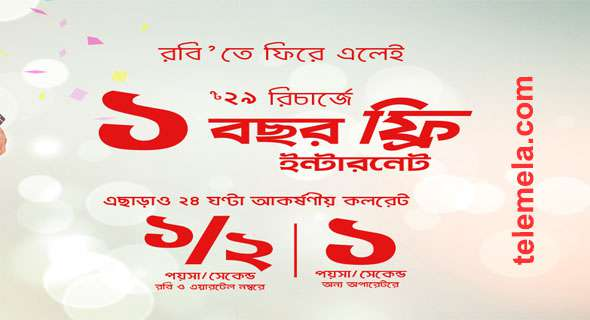 Robi Bondho SIM Reactivation Offer
