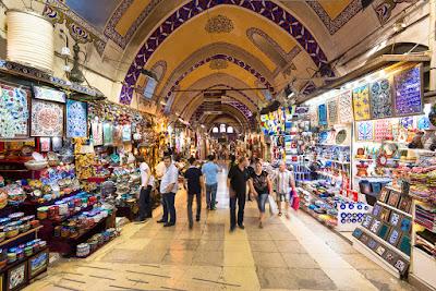 Grand Bazaar, Pasar Terbesar Di Istanbul