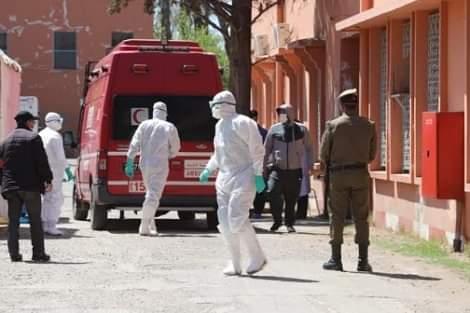 سوس ماسة في المركز السادس وطنيا من حيث عدد الإصابات بكورونا و جهة واحدة تسجل أزيد من 1520 حالة