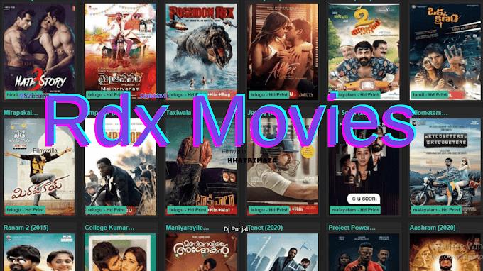 Rdxhd Movies Download Website