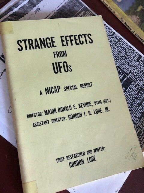 IMG 1142 La Universidad de Rice alberga los misterisos archivos de Jacques Vallée, Whitley Strieber y otros