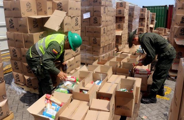 Desarticulan en México red que vendía alimentos con sobreprecio a Venezuela