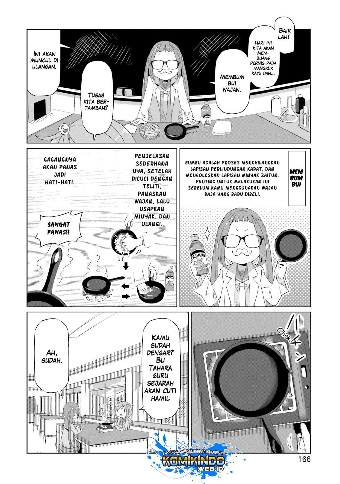 Dilarang COPAS - situs resmi www.mangacanblog.com - Komik yuru camp 013 - chapter 13 14 Indonesia yuru camp 013 - chapter 13 Terbaru 17|Baca Manga Komik Indonesia|Mangacan