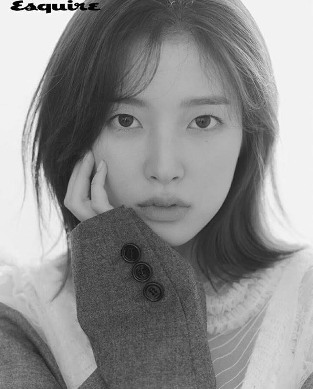 Knetz talks about how Bae Suzy and OH MY GIRL Arin looks like siblings in this pictorial!