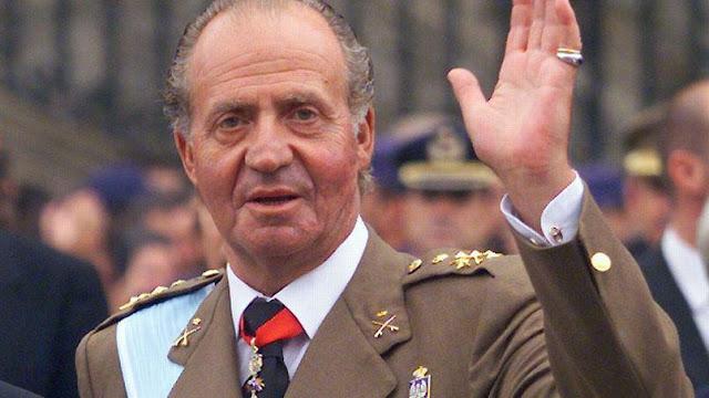 Pilar Eyre revela que el Rey Juan Carlos tiene una hija secreta