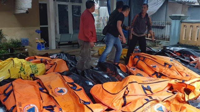 BNPB Sebut Jumlah Korban Tsunami Selat Sunda Bisa Bertambah