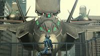 Vulcan vs Fighter Jets