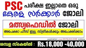 Executive and Quality Supervisor jobs altogether over Kerala