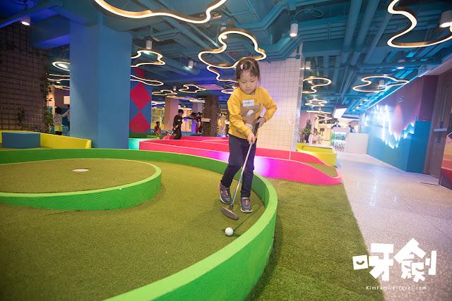 【親子好去處】Strokes HK Mini Golf 迷你高爾夫