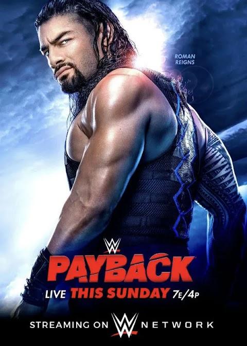 WWE Payback 2020 HDRip 500MB | 1GB Download
