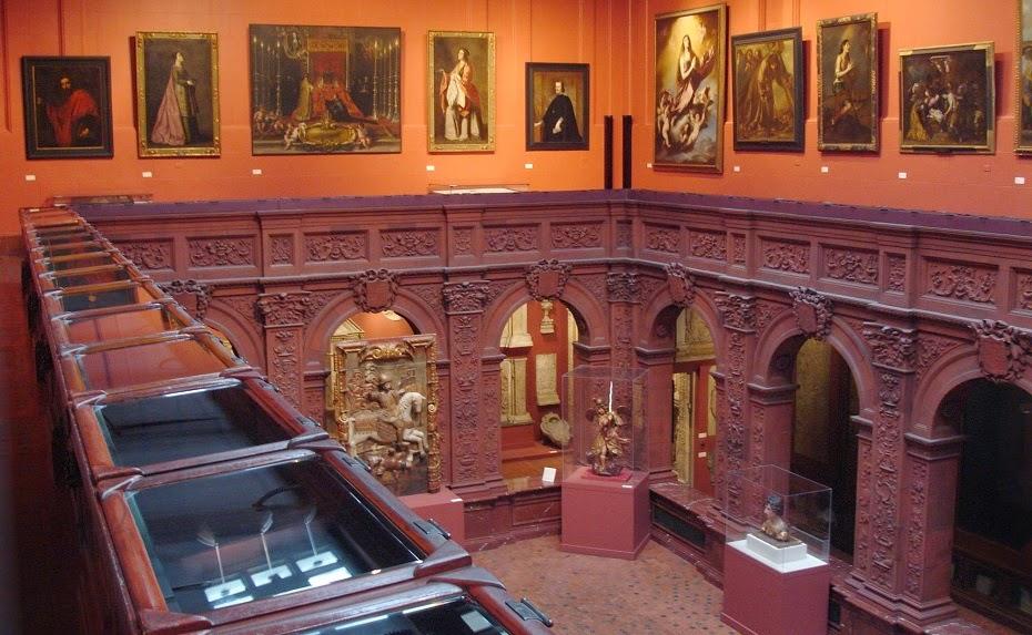 Museu Hispanic Society of America em Nova York