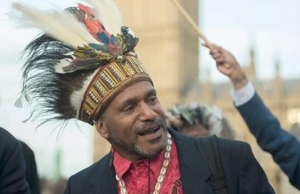 "Pemimpin Kemerdekaan West Papua, Benny Wenda Dapat Diberikan Penghargaan ""Freedom of Oxford"""