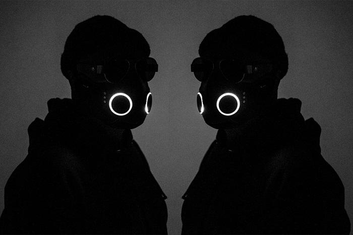 Will.i.am Xupermask LED Light Rings