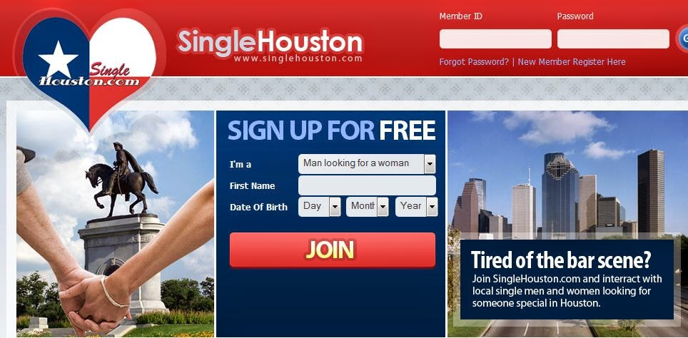 Houston singles dating service cost