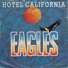 Hotel California - cover art