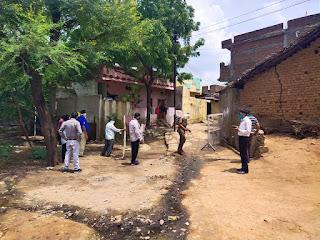जिले में कोरोना का विस्फोट, ग्रामीण क्षेत्रों में जुड़ी कोरोना की चेन, मरीजो का आंकड़ा 65 के पार