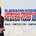 15 JAWATAN KOSONG di LEMBAGA PERINDUSTRIAN KAYU MALAYSIA. Gaji RM1353.00 - RM9607.00