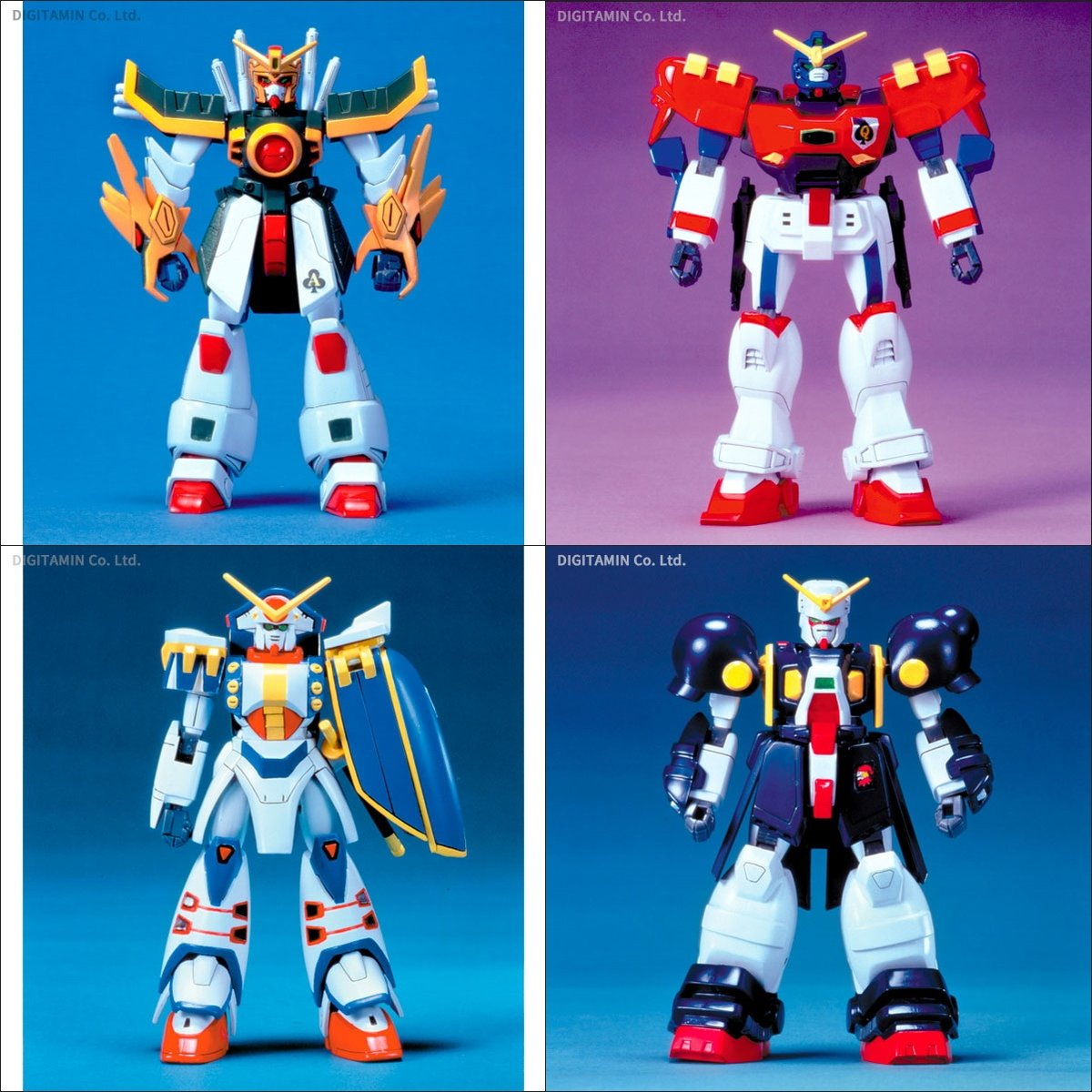 1 144 G Gundam Models Are Getting Reissued In November Gundam Kits Collection News And Reviews