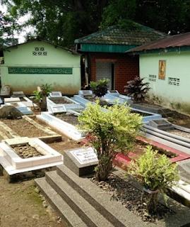 Lokasi ratu Jaya