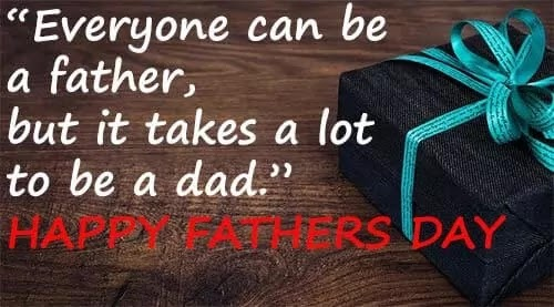 """""""Thank you for the example you set and for your leadership in our family. We love you, Dad!""""HAPPY FATHERS DAY"""
