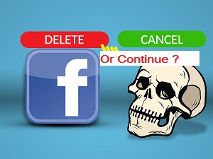 What happens to your Facebook account after death