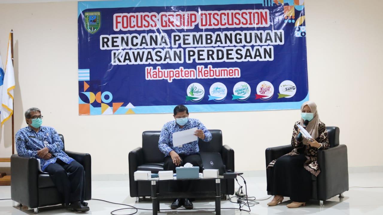 Dukung Pengabdian Masyarakat, Dispermades Kebumen Gandeng UPB