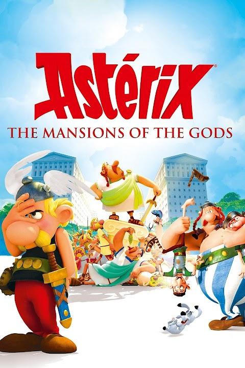 Asteriksi dhe Obelix Toka e perëndive Dubluar ne shqip