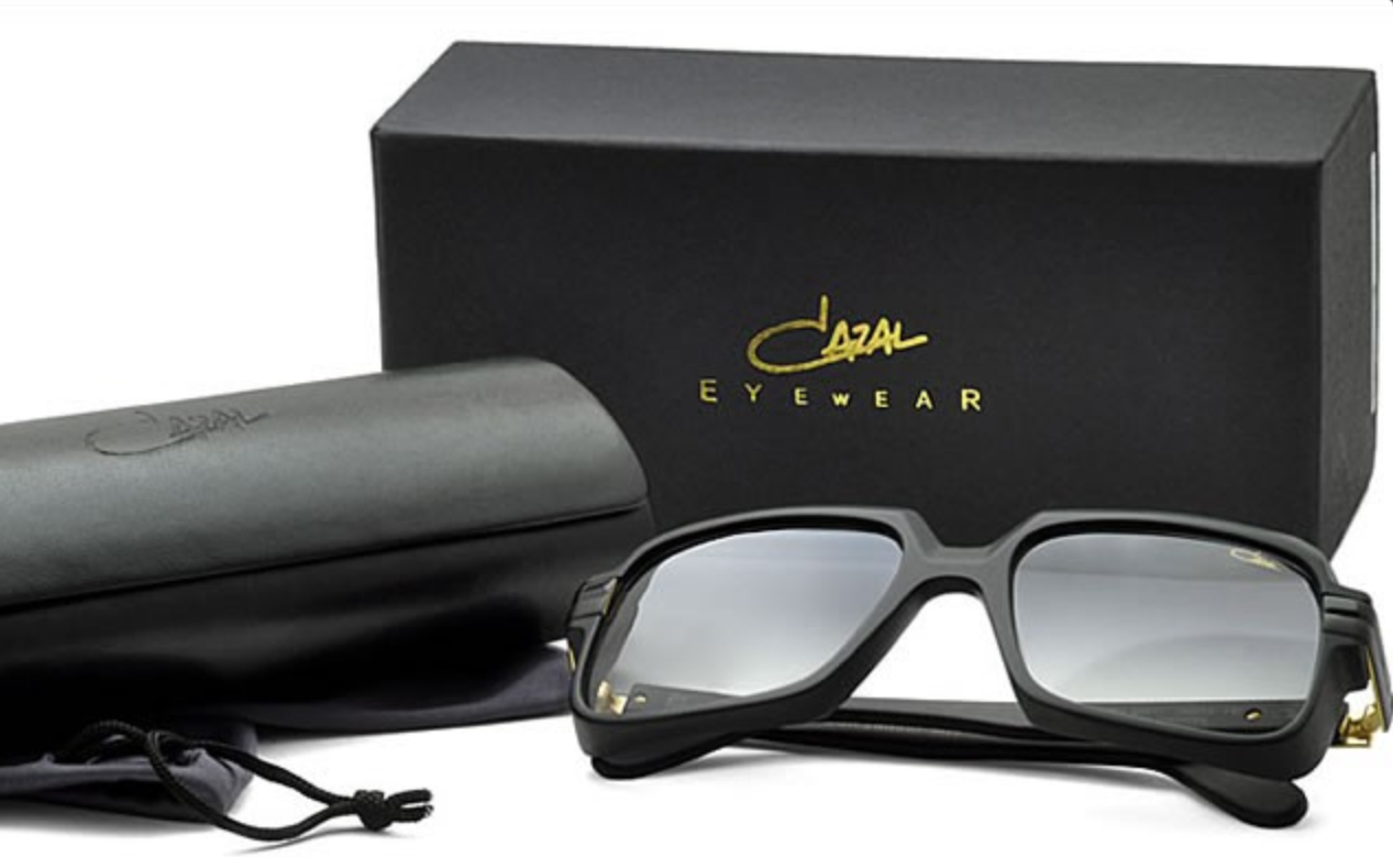 af7b241336bc Iconic German designer eyewear brand Cazal has released this Limited  Edition Carl Zalloni Tribute 607 301. The 607 is a staple frame for Cazal  and has tons ...