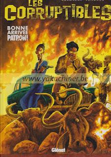 Les corruptibles par Brezault & Pendanx, 2002