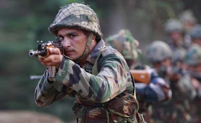 National, Terrorists, Kashmir, Encounter