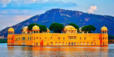 jal mahal jaipur tourist place in rajasthan
