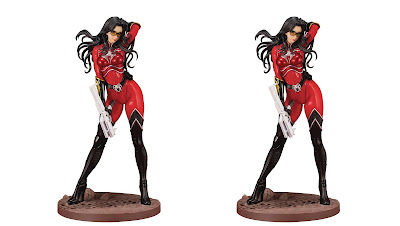 G.I. Joe The Baroness Crimson Strike Team Bishoujo Statue by Kotobukiya