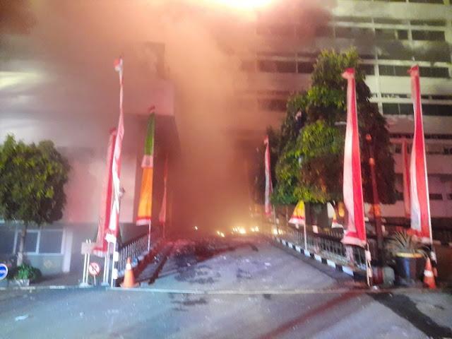 Kebakaran di Kejaksaan Agung, Bisa Jadi Aksi Balas Dendam