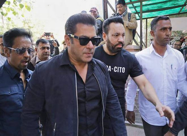 Salman Khan sentenced to five-year imprisonment