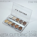 Paleta Glittering Starlet  L.A. Colors - Star Makeup