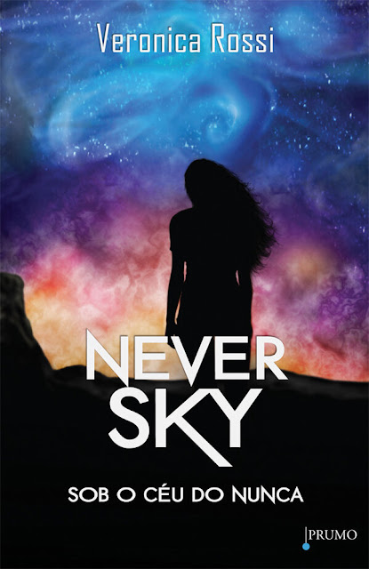 News: Sob o Ceu do Nunca, da autora Veronica Rossi 8