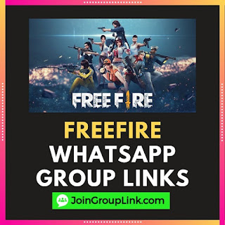 links de grupo de whatsapp de free fire