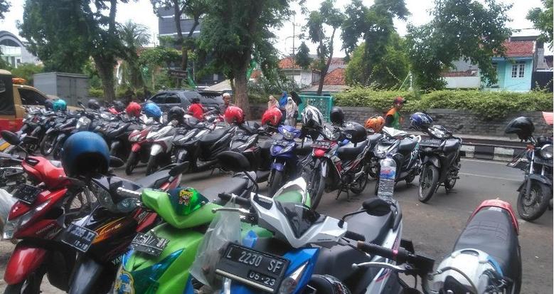 Pungut Biaya Parkir Rp 50 Ribu, 4 Jukir Liar di Makassar