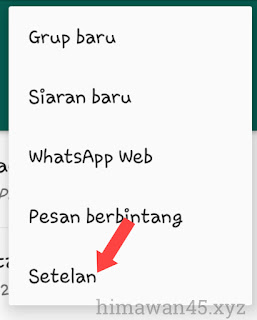 Cara Ganti Tema Dark Mode Di Whatsapp