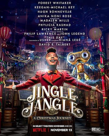 Jingle Jangle A Christmas Journey 2020 480p 300MB BRRip Dual Audio
