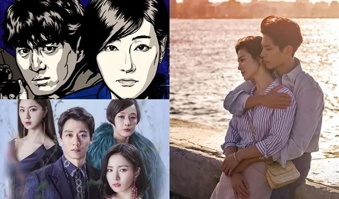 Drama Korea Paling Seru di Tahun 2018