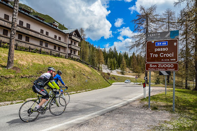 best climbs on dolomites