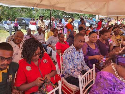 Women's day celebrations at Rabai, Kilifi
