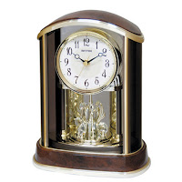 Contemporary Motion Mantel Clock