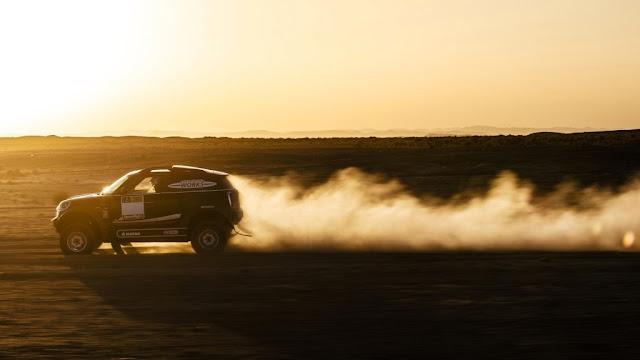 Mini John Cooper Works Rally - Se encuentra listo para el Dakar 2017