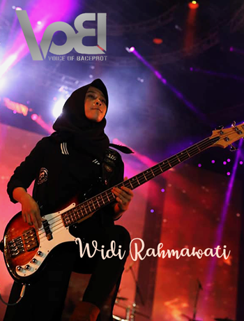 voice of baceprot bassist