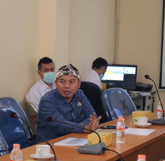 Memaksimalkan Tupoksi BPSK Jabar,  Komisi II DPRD Jabar Siap Support
