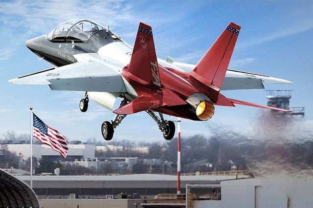 Boeing begins production of T-7A Red Hawk